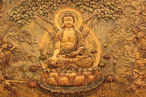 La esencia de todas las enseñanzas budistas en un par de líneas de ...