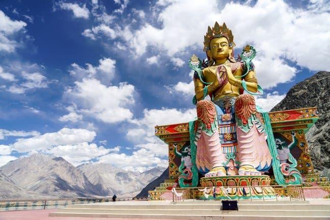 7 grandes filósofos budistas de la India