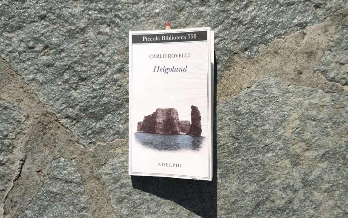Helgoland' de Carlo Rovelli: la física cuántica y el budismo coinciden en  el fondo: no hay fondo