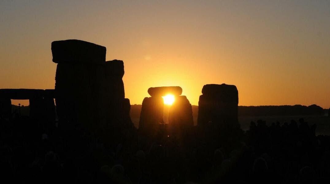 Este año, el solsticio de verano será transmitido en línea desde Stonehenge