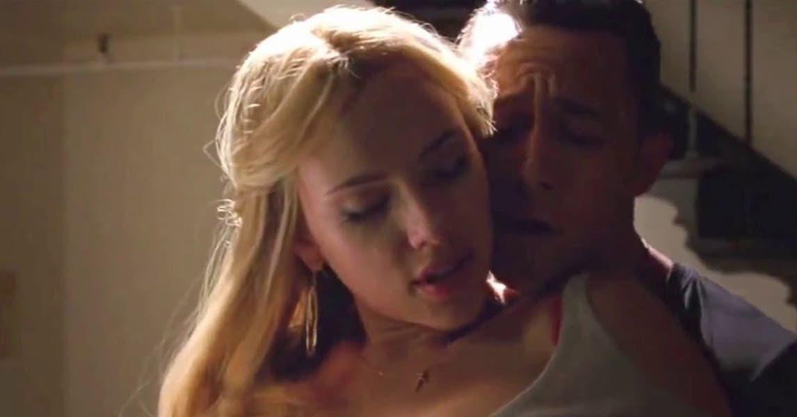Scarlett Johansson Stalls Elevator Sex Stories