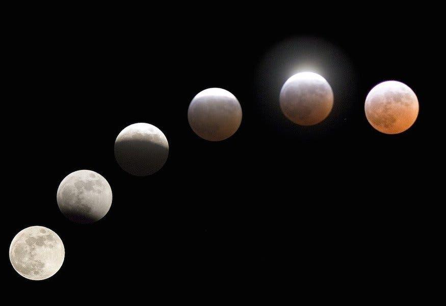 Aparta la fecha: este 5 de junio habrá un eclipse de luna