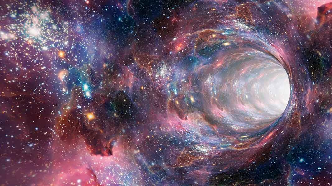 Existe evidencia de un universo previo y su energía se filtra a través de agujeros  negros, según Roger Penrose