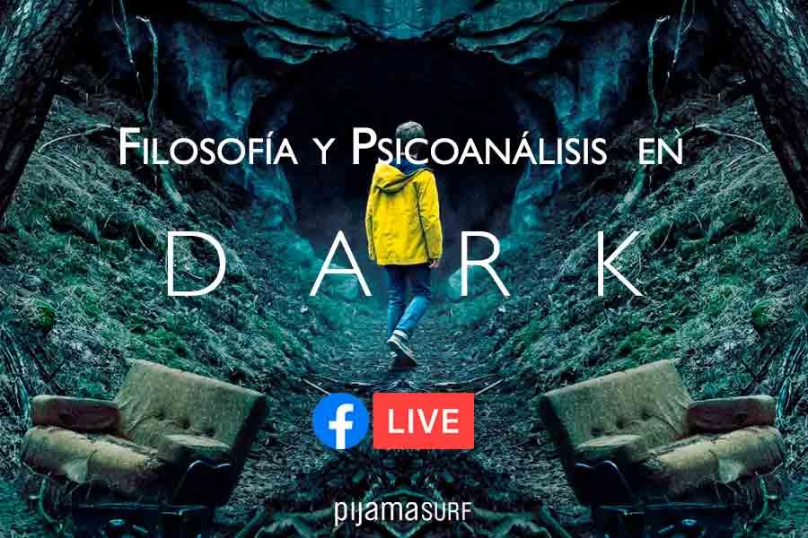 Filosofía y psicoanálisis en Dark: una conversación en vivo