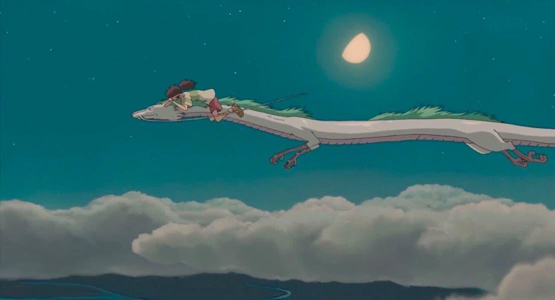 El viaje de Chihiro' y la imaginación que hace falta para ...