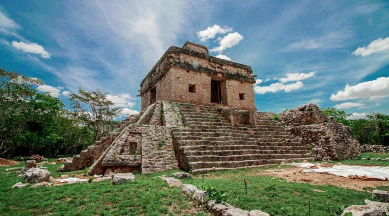 Dzibilchaltún, Yucatán