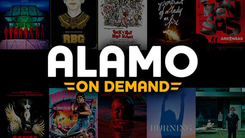 Alamo On Demand: streaming de cine de autor e independiente