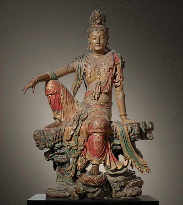 Amor más allá de la muerte, estudios de erotismo divino: Budismo