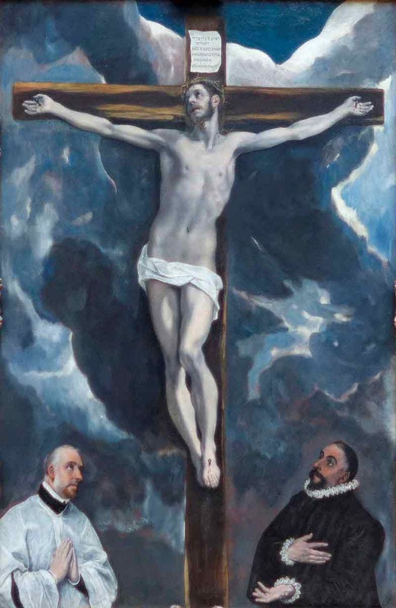 Amor más allá de la muerte, estudios de erotismo divino: Cristianismo