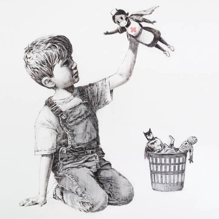 Banksy_tributo