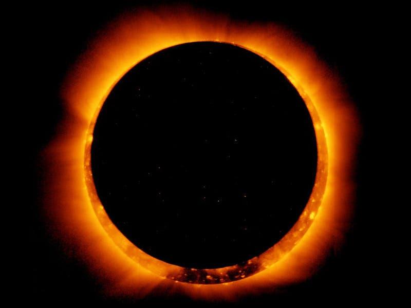 Eclipse anual de sol, 21 de junio 2020