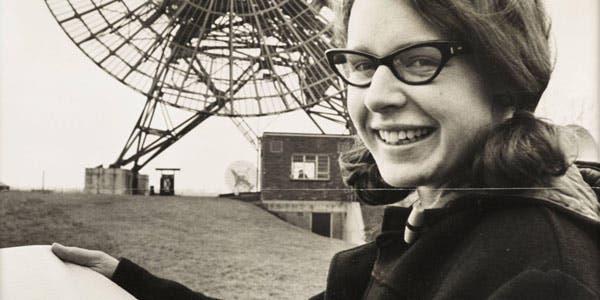 Jocelyn Bell y el hallazgo del pulsar