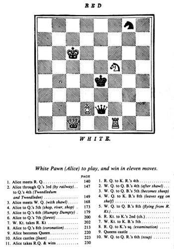 La partida de ajedrez en