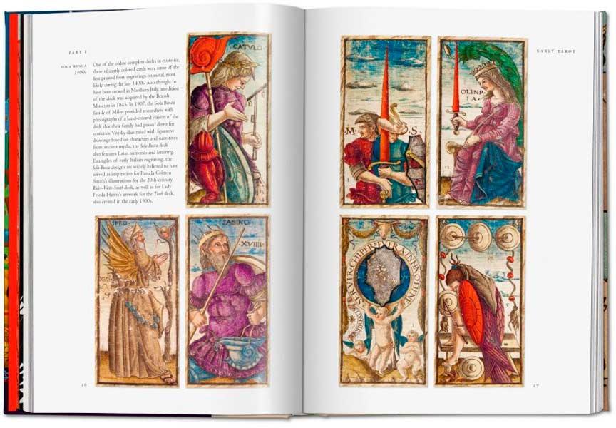 Tarot: un libro de Taschen