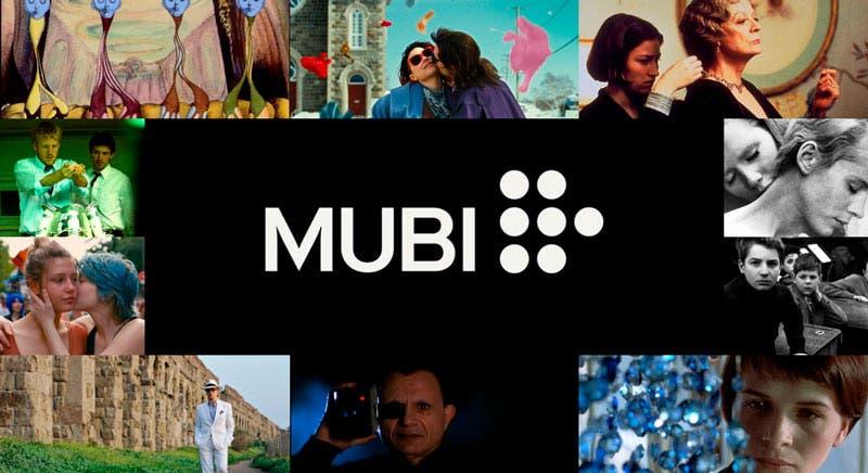 Mubi: cine y series de arte en streaming