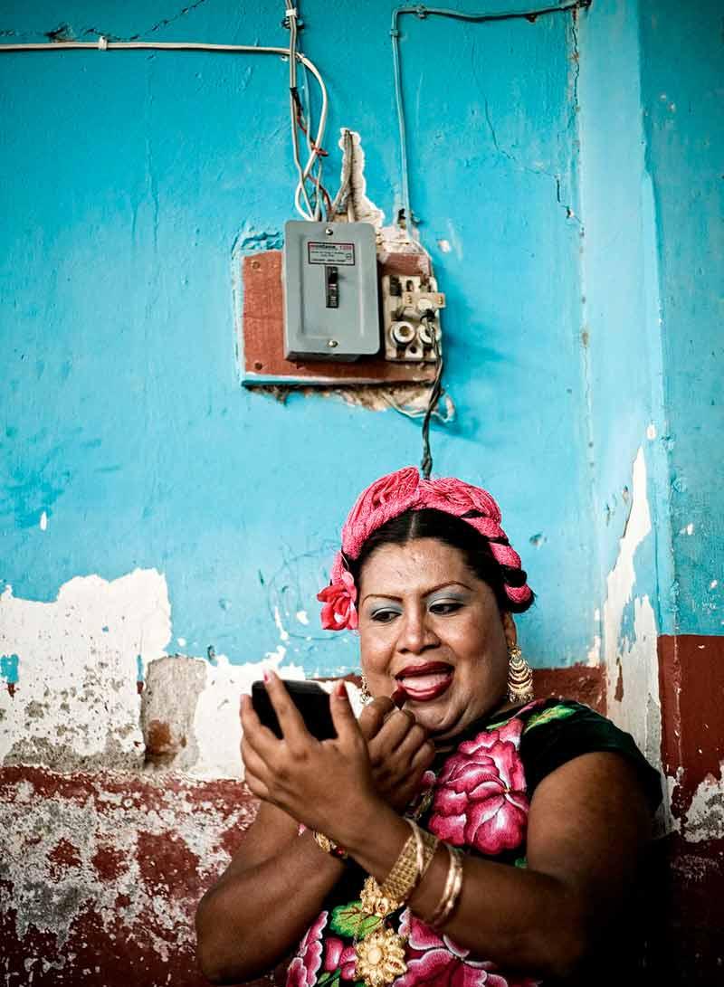 FOTOS DE LOS MUXES, EL TERCER SEXO RECONOCIDO DESDE LA ÉPOCA PRECOLOMBINA