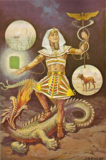 Hermetismo, ciencia discreta no secreta