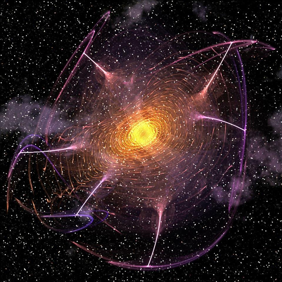 Resultado de imagen de el Universo no surgió de la nada, si surgió... Es porque había