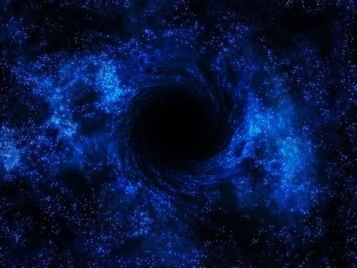 Qué pasaría si cayeras en un agujero negro?