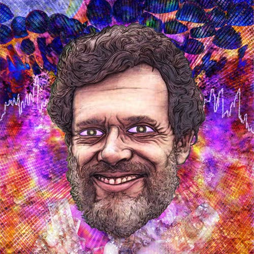 Terence Mckenna Art >> The Logos Of Terence Mckenna Psychedelic Bard And Technoshaman