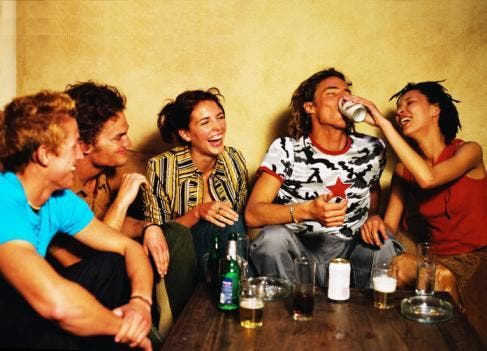 Amiga borracha con tequila - 1 5
