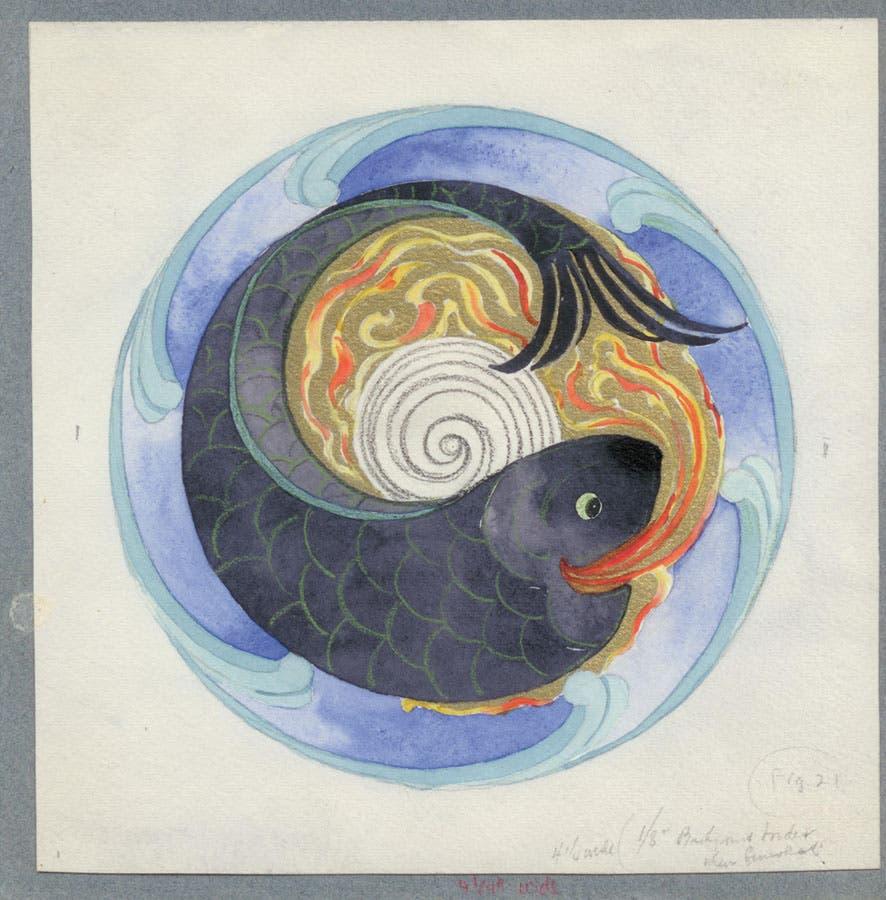 Sanando A Traves De La Visualizacion Sobre El Uso De Mandalas Como - Pinturas-de-mandalas
