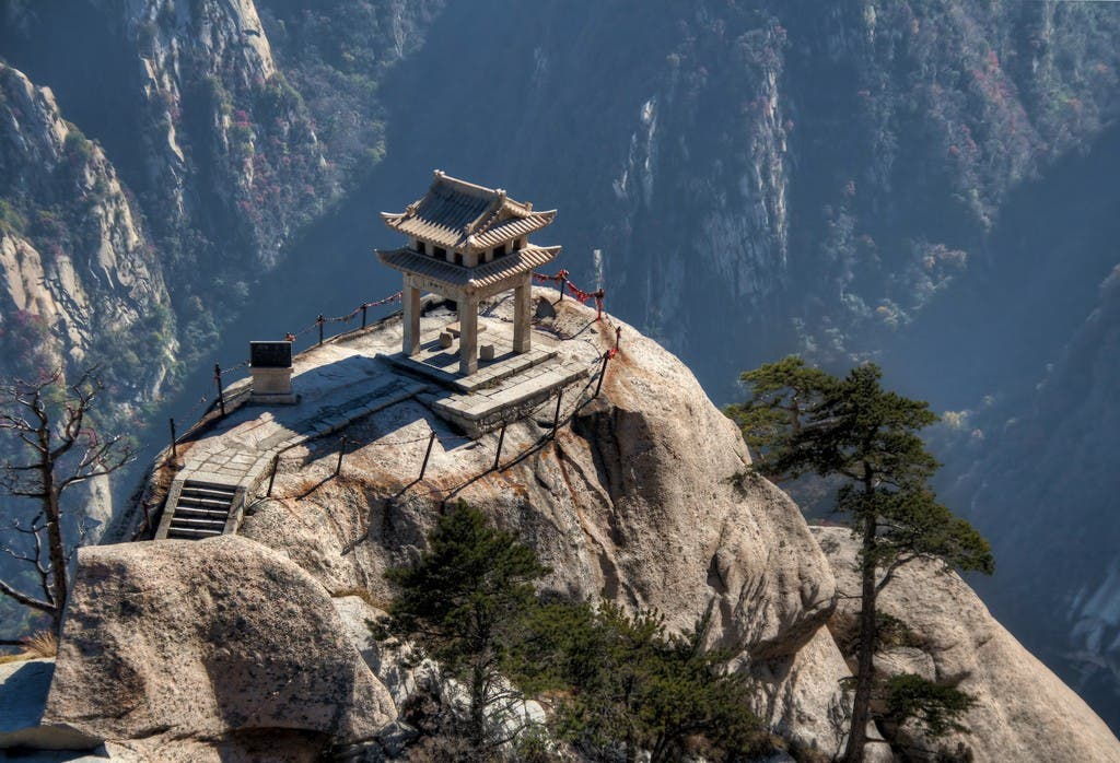 Mt.-Hua-China
